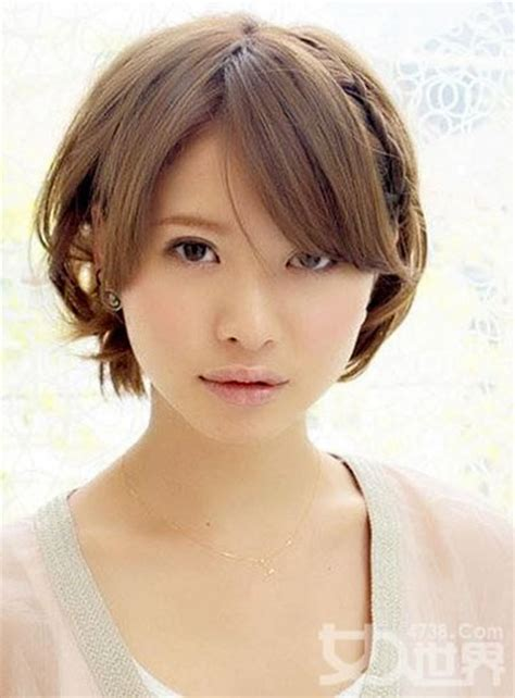 round face haircuts women 30 30 best short hairstyles for round faces http www