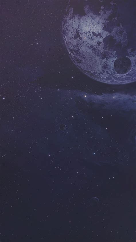 stars  moons wallpapers  iphone