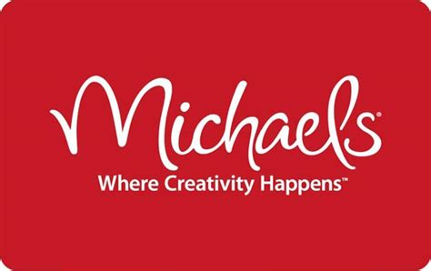 us michaels crafts gift cards - Michaels Craft Store Gift Card