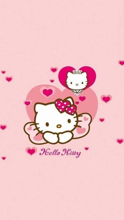wallpaper  kitty  hp infoanacom