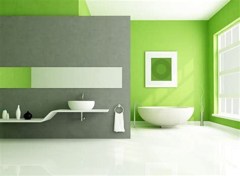green interior design home wow style