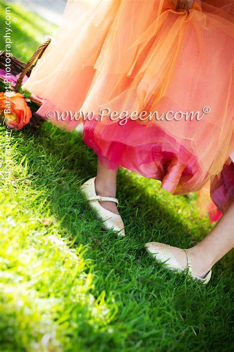 Garden Wedding Flower Dresses by 2014 Garden Wedding Flower Dresses Of The Year Pegeen