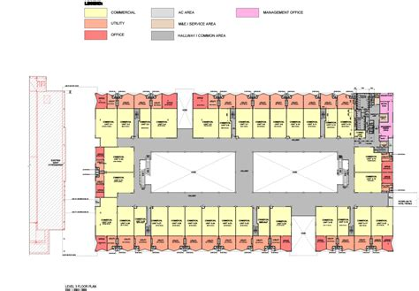floor plan mall permy street mall level 3 floor plan