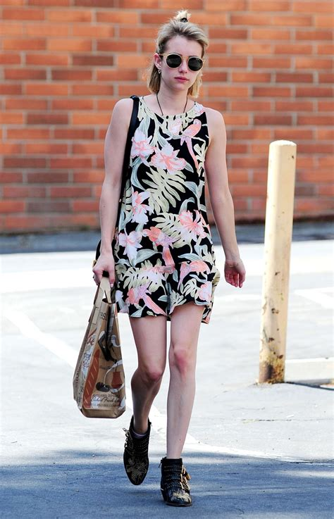 Minidres S Losangels in mini dress out in los angeles may 2014