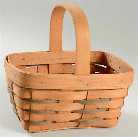 longaberger baskets longaberger baskets mini chore basket 9865824 ebay