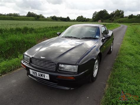 rare aston martin 1990 aston martin virage coupe rare manual car in superb