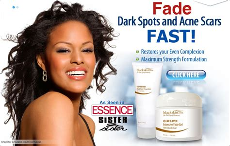 african american skin care products black skin care product for dark spots acne and