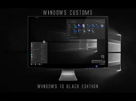 themes for windows 10 games full download customization windows 10 black edition