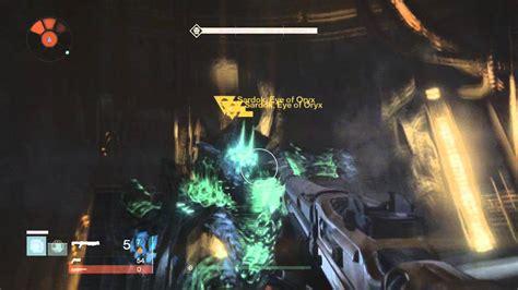 Battle For Destiny destiny battle eye of oryx moon