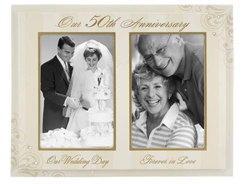 Wedding Album Gift For Parents by The Golden Years 50th Wedding Anniversary Gift Ideas For