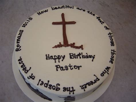 Happy Birthday Wishes For A Pastor Birthday Cake Preacher Yahoo Image Search Results Cake