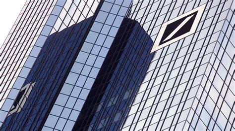 deutsche bank filialen frankfurt aufsichtsratschef schrumpfkur richtige strategie f 252 r