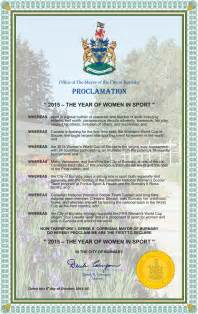 proclamation template proclamation template word images