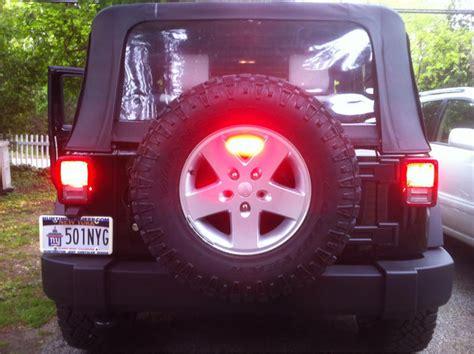 jeep wrangler jk   replace  brake light jk forum