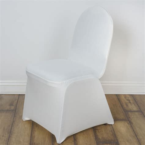pcs spandex elastic stretchable chair covers wedding party decorations sale