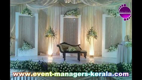 Event Management Company Kerala   Stage Decoration