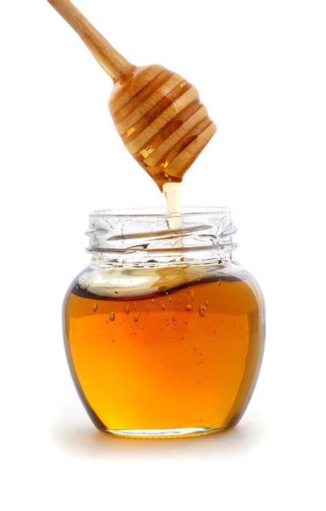honey instead of sugar
