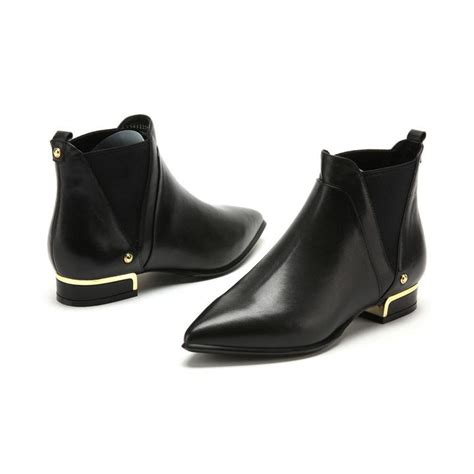 D Fuse Shoes d fuse brand new fashion pointed toe ankle boots cow