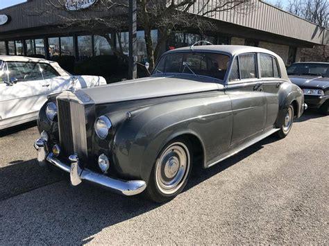 Rolls Royce 1960 by 1960 Rolls Royce Silver Cloud Ii For Sale 1933379
