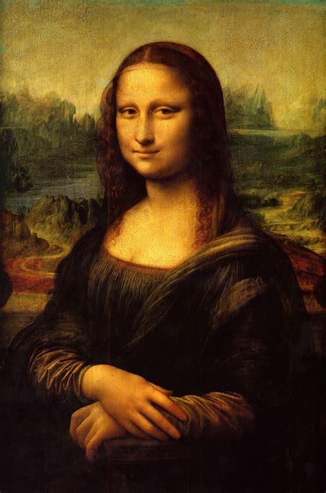leonardo da vinci mona lisa artist and inventor art appreciation for kids