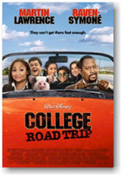 raven symone georgetown university college road trip 2008 film review
