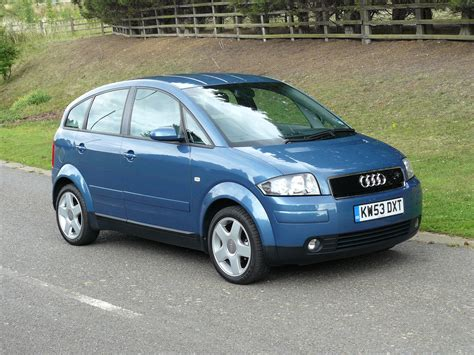 Audi A2 Review by Audi A2 Used Car Review Parkers
