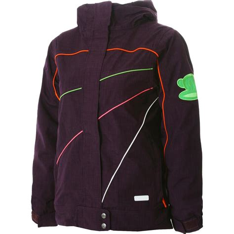 Paul Frank Jacket 686 paul frank lumina snowboard jacket glenn