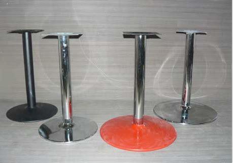 Jual Meja Plastik Bulat jual kaki meja kafe bulat harga murah jakarta oleh toko abaja