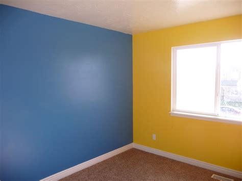 mm delicious each wall was a different color yellow blue green we painted it its now our