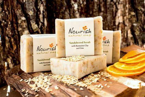Nature Soap home nourish soaps