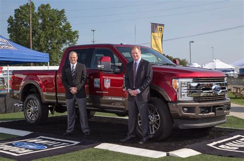 ford takes nfl truck sponsorship from gmc