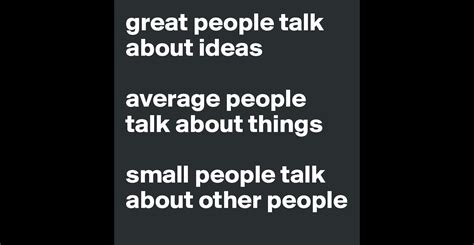 themes to talk about great people talk about ideas average people talk about