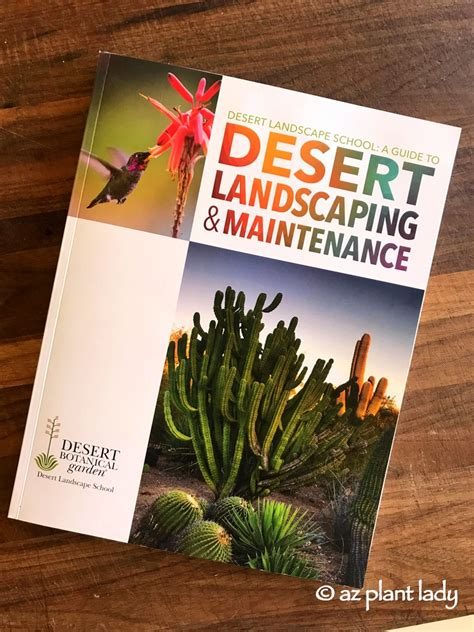 Book Review High Maintenance By by Book Review Desert Landscaping And Maintenance