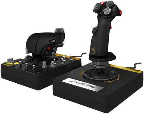 Pro Flight X 56 Rhino Hotas System For Pc saitek x 55 rhino hotas pro flight system for pc x55 x 55 dual throttle ebay