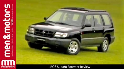 1998 Subaru Forester Review by 1998 Subaru Forester Review