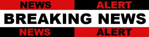 breaking news logo picture template banner truth for nick hillary