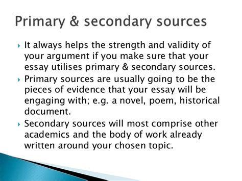 Sources Of Uk Essay by Using Sources In Your Essay