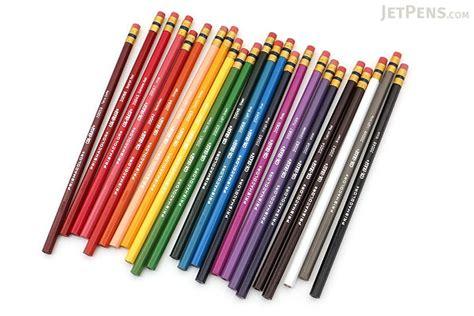 prismacolor col erase colored pencils prismacolor col erase colored pencil 24 color set
