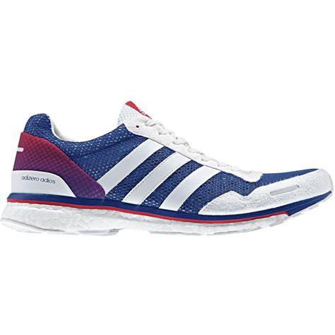 adidas running adizero adidas adizero adios 3 boost running shoe s