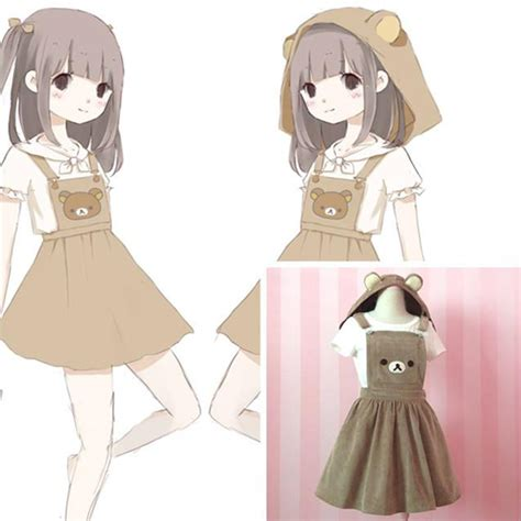 V Jumpsuit Lolis the grade school host is the type the dreamer of