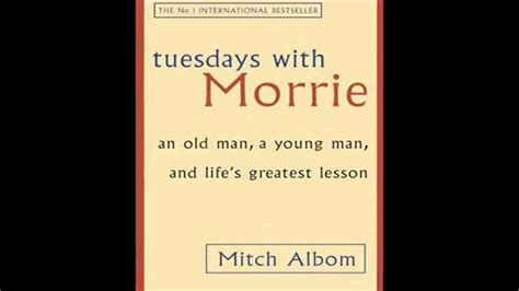 tuesdays with morrie book report tuesdays with morrie book review