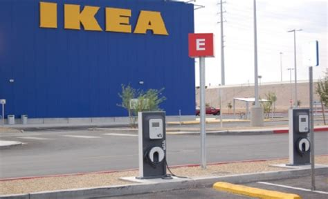 ikea charging station navigant research ranks top 10 pev charging network suppliers