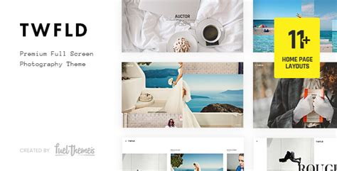 themeforest photography themeforest twofold download fullscreen photography