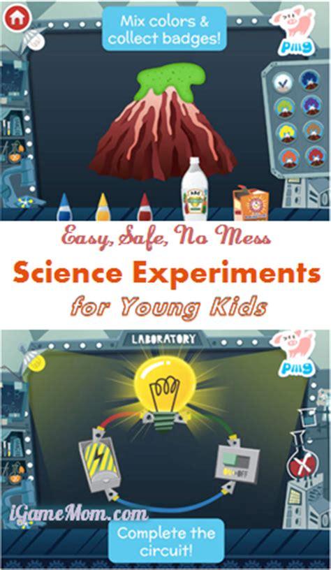 fun science project for young kids app went free cool science experiments for young kids