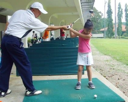golf driver swing lesson children golf
