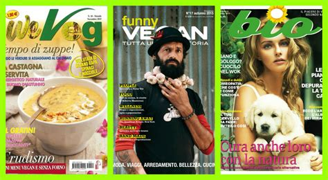 riviste di cucina riviste vegane su biologico e sulla cucina naturale