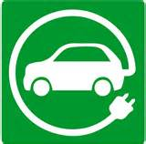 Electric Vehicle Charging Station Logo Electric Vehicle Charging Stations