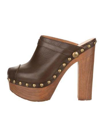 platform clogs for chanel platform clogs shoes boots