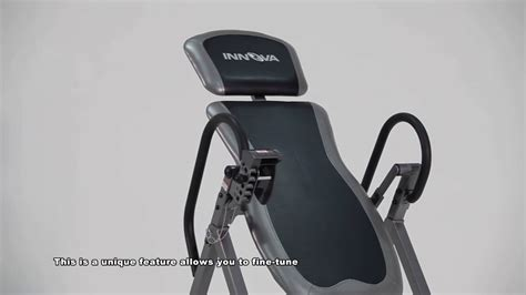 heavy duty inversion table innova fitness itx9600 heavy duty deluxe inversion table