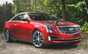 Cadillac Ats Sport Cadillac Introduces Ats Crimson Sport Edition Autoloud